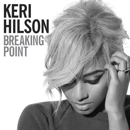 Keri Hilson - Breaking point | Single art
