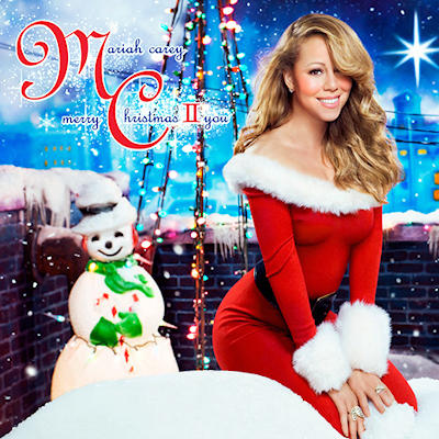 Mariah Carey - Merry Christmas II you | Album art