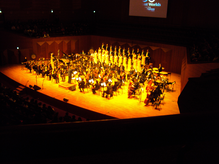 Distant Worlds Konzert