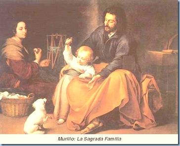 JOSÉ, MARÍA Y JESÚS
