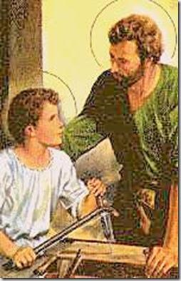 San José, papá del Hijo de Dios