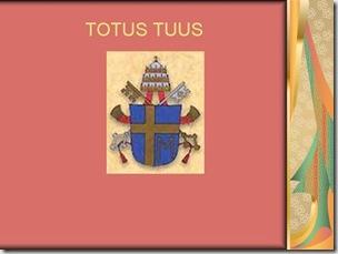 TOTUS TUUS-4