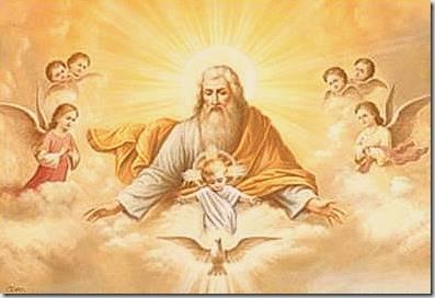 3 Personas y un sólo Dios Verdadero