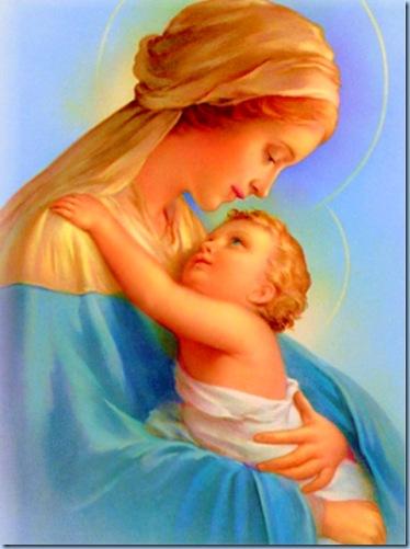 Bella María y Jesús
