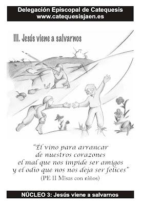 Núcleo 3 del Catecismo Jesús es el Señor