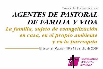 Curso de Formación FAMILIA Y VIDA