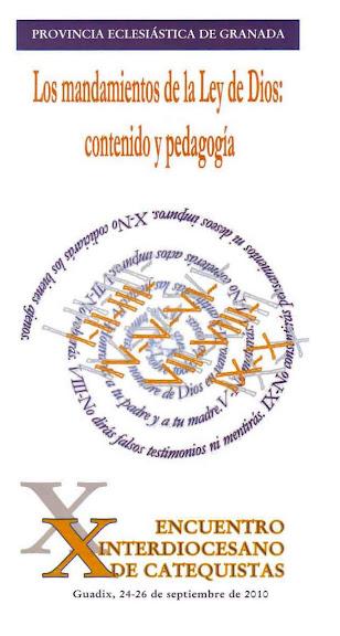 X Encuentro Interdiocesano de Catequistas