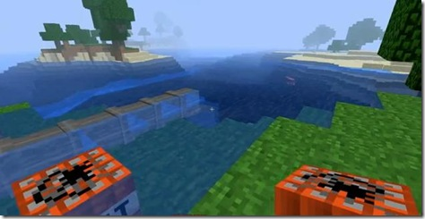 So Sieht Ein MinecraftTsunami Aus Video Spass Und Spiele - Minecraft tsunami spiele