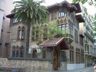 Casa Golferich, Barcelona