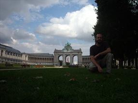 Parc du Cinquantenaire, Bruselas