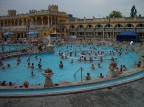 baños Széchenyi, Budapest