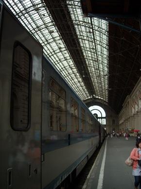Estación de Budapest
