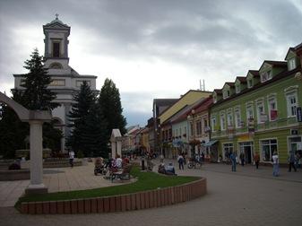 centro de Poprad