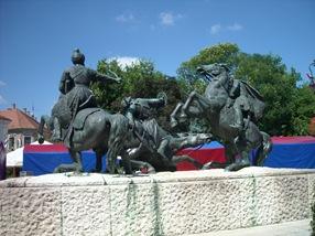 plaza Dobó, Eger