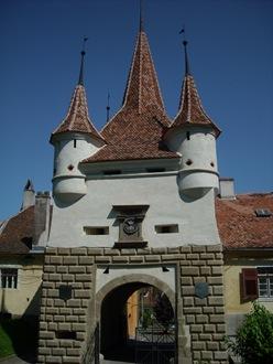 puerta de Catalina, Brasov