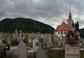 iglesia de la Santísima Trinidad, Brasov