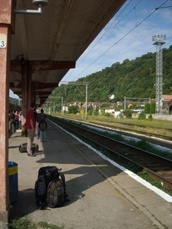 estación de Sighisoara