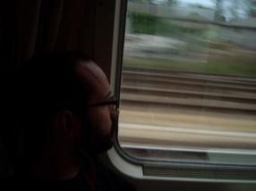 tren Sighisoara-Budapest
