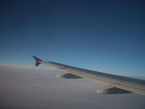 Airbus A320-200 de Wizz Air (Budapest-Barcelona)