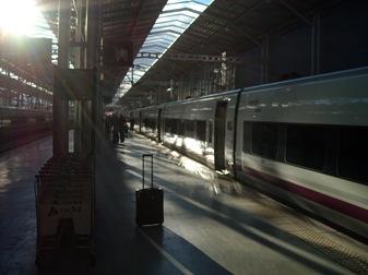 estación de Málaga