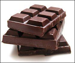 Hemelse Modder, chocolade mousse