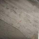 Particolare timpano in cemento armato