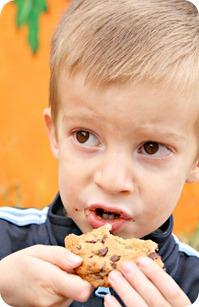 Miles w.Cookies