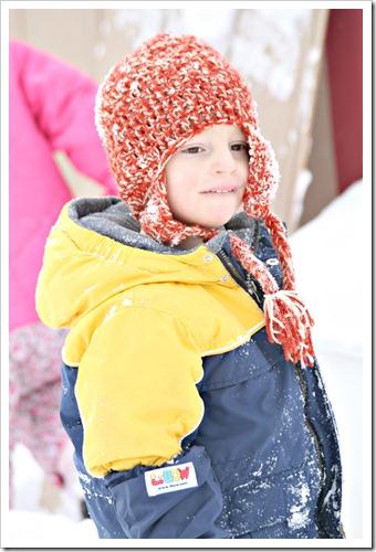 Miles in Snow 2