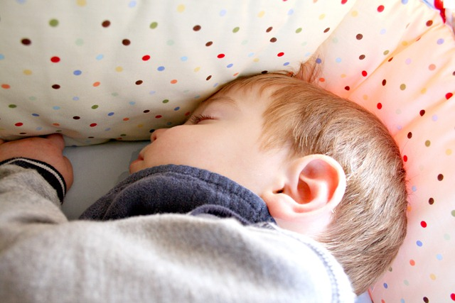 Wes Sleeping