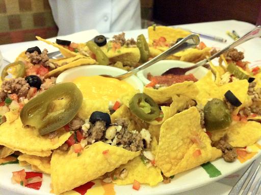 Burgoo's nachos