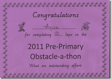 Obstaclethon 2011