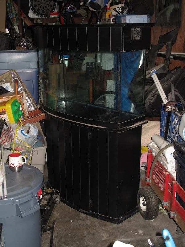 ... some bow front tanks I have seen. Iu0027d like to get $60.00 out of it which is what i paid for the tank it replaced. Located in San Gabriel near Las ... & FS: 46 gallon bowfront w/ black stand and canopy - Reef Central ...