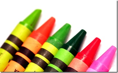 What have crayons to do with agile???