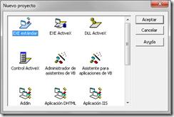 Compilame!: Chat con Visual Basic 6.0 : Formularios