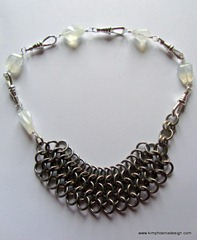 Moon Stone Chainmaille.3
