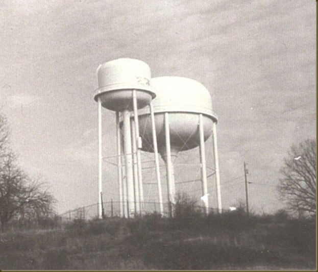 water tower route 33