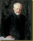 Pyotr Ilyich Tchaikovsky by Nikolay Kuznetsov, 1893