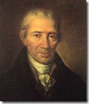 Johann Georg Albrechtsberger portrait by Leopold Kupelwieser