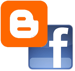 posting blogger post to facebook