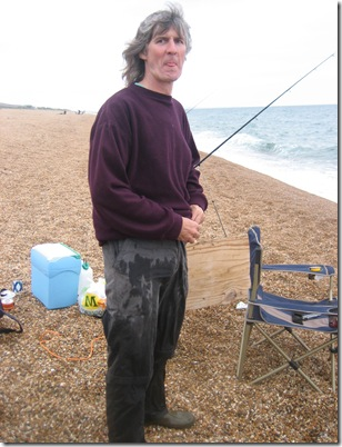 Fishing Trip No.3 @ West Bexington, Dorset