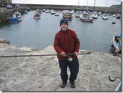 Lyme Regis Fishing 28th May 2010 08
