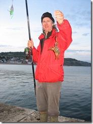 Lyme Regis Fishing 28th May 2010 17