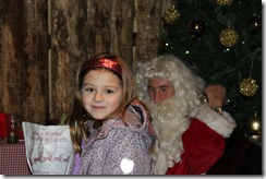 Emma Visits Father Christmas