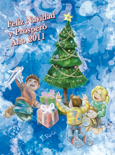 Christmas encargado