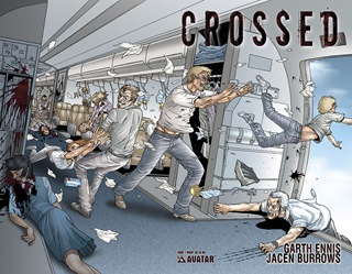 Portada alternativa Crossed