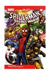Marvel Impact. Spiderman Secret Wars