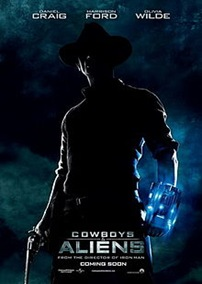Cowboys vs Aliens, cine 2011