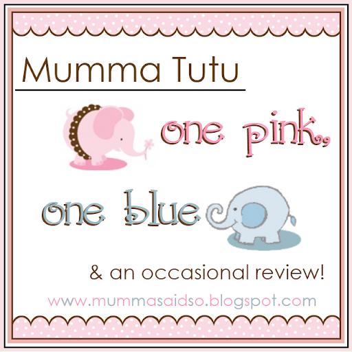 Mumma Tutu - One Pink, One Blue