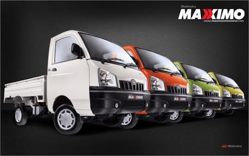 mahindra truck price