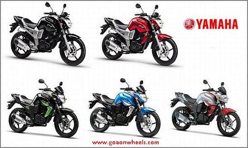 Yamaha Fz16 Fz S Get New Colours